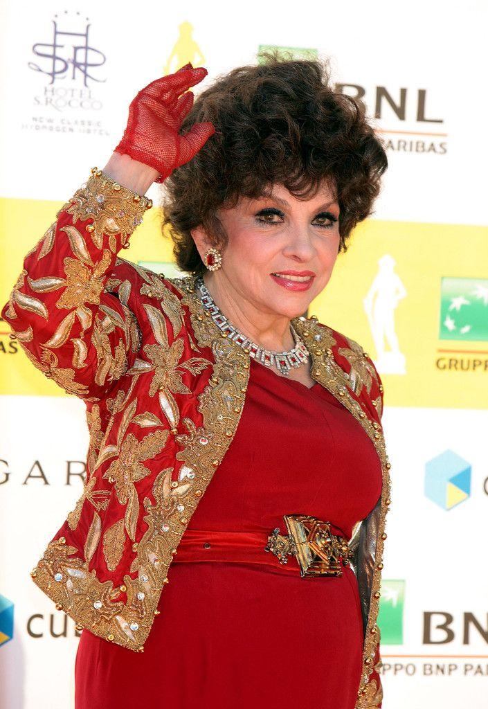 Gina Lollobrigida Photos: 2012 Premi David di Donatello -  Arrivals