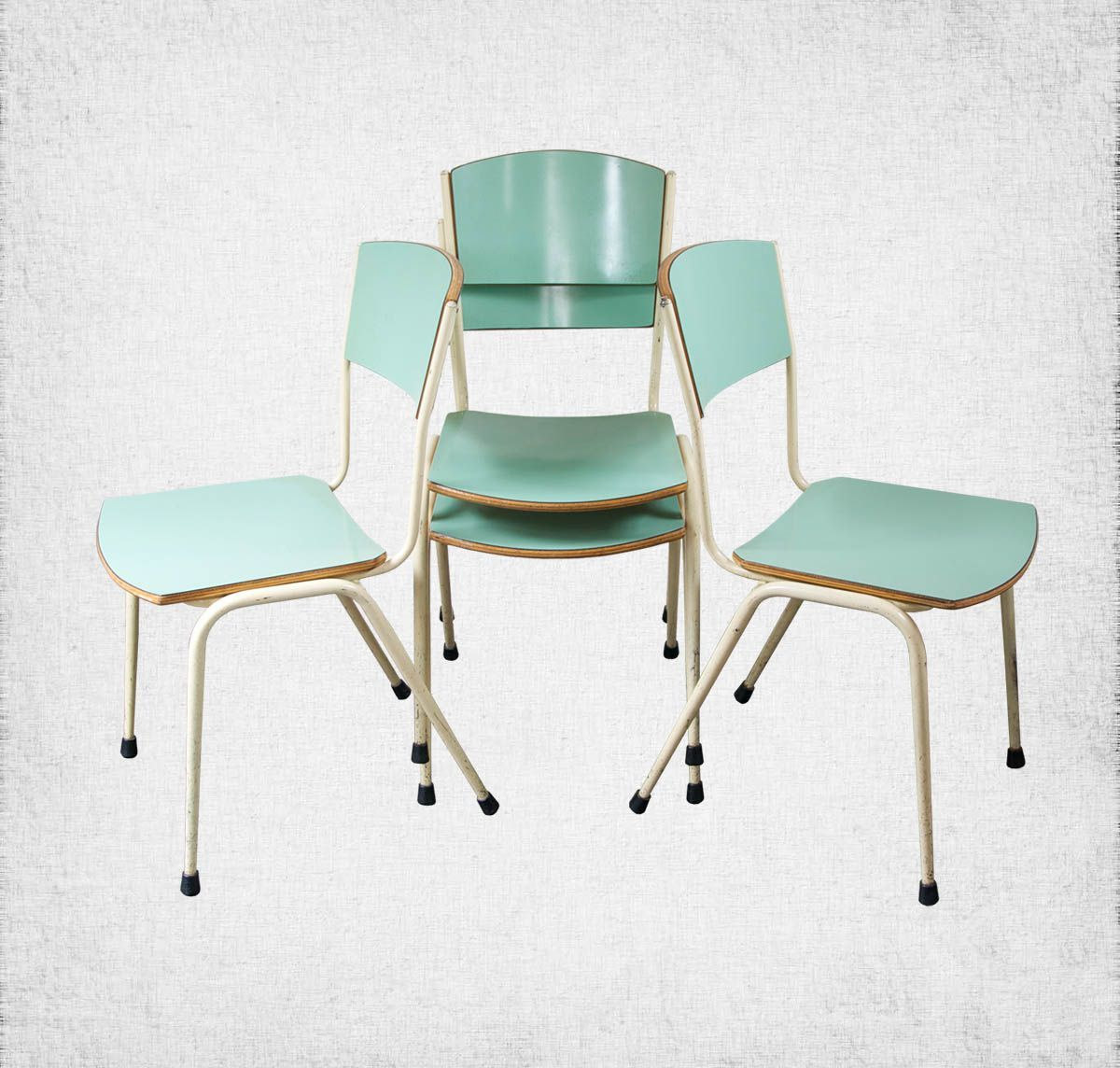 1950's Dining Chairs  Bring It On Home  Urban Retro  Pinterest Brilliant 1950 Kitchen Table And Chairs Inspiration
