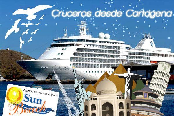Ofrecemos Asesoria Personalizada En Cruceros Desde Cartagena O Que