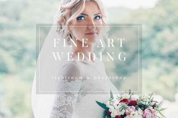 Fine Art Wedding Preset Lr Ps Wedding Presets Fine Art Wedding