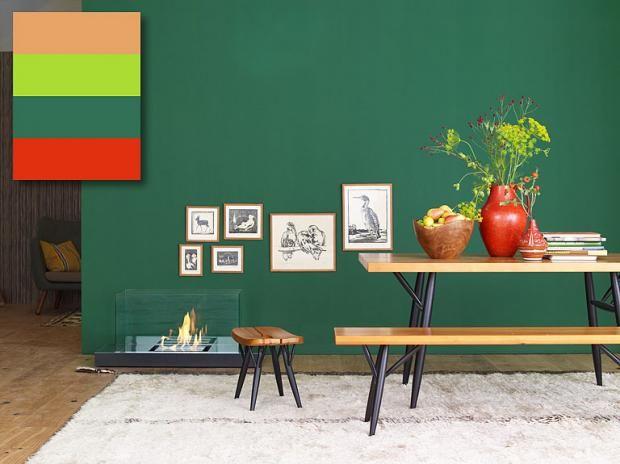 Wohnzimmergestaltung farbe ~ Wohntipps fürs wohnzimmer farbe gekonnt einsetzen crafts live