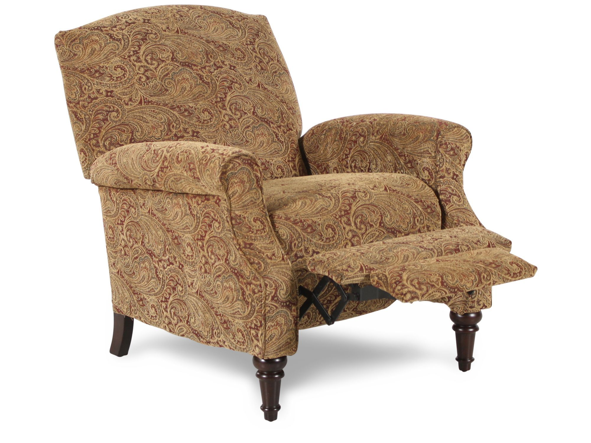 Lane Chloe Classic High Leg Recliner | Mathis Brothers Furniture  sc 1 st  Pinterest : mathis brothers furniture recliners - islam-shia.org