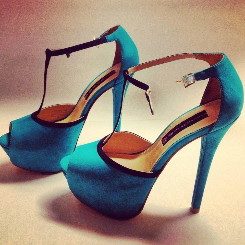 Sandals shoes facebook - Turquoise Suede High Heels Pictures Photos And Images For Facebook Tumblr Pinterest High Heels Sandalsstilettosshoes