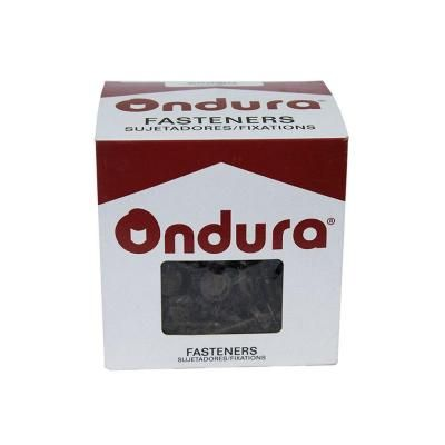 Best Ondura 3 In Brown Nails With Washers 100 Per Box 3208 400 x 300