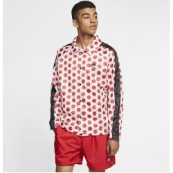 Photo of Nike Sportswear Jdi Synthetic-Fill Jacket with Print – Red Nike