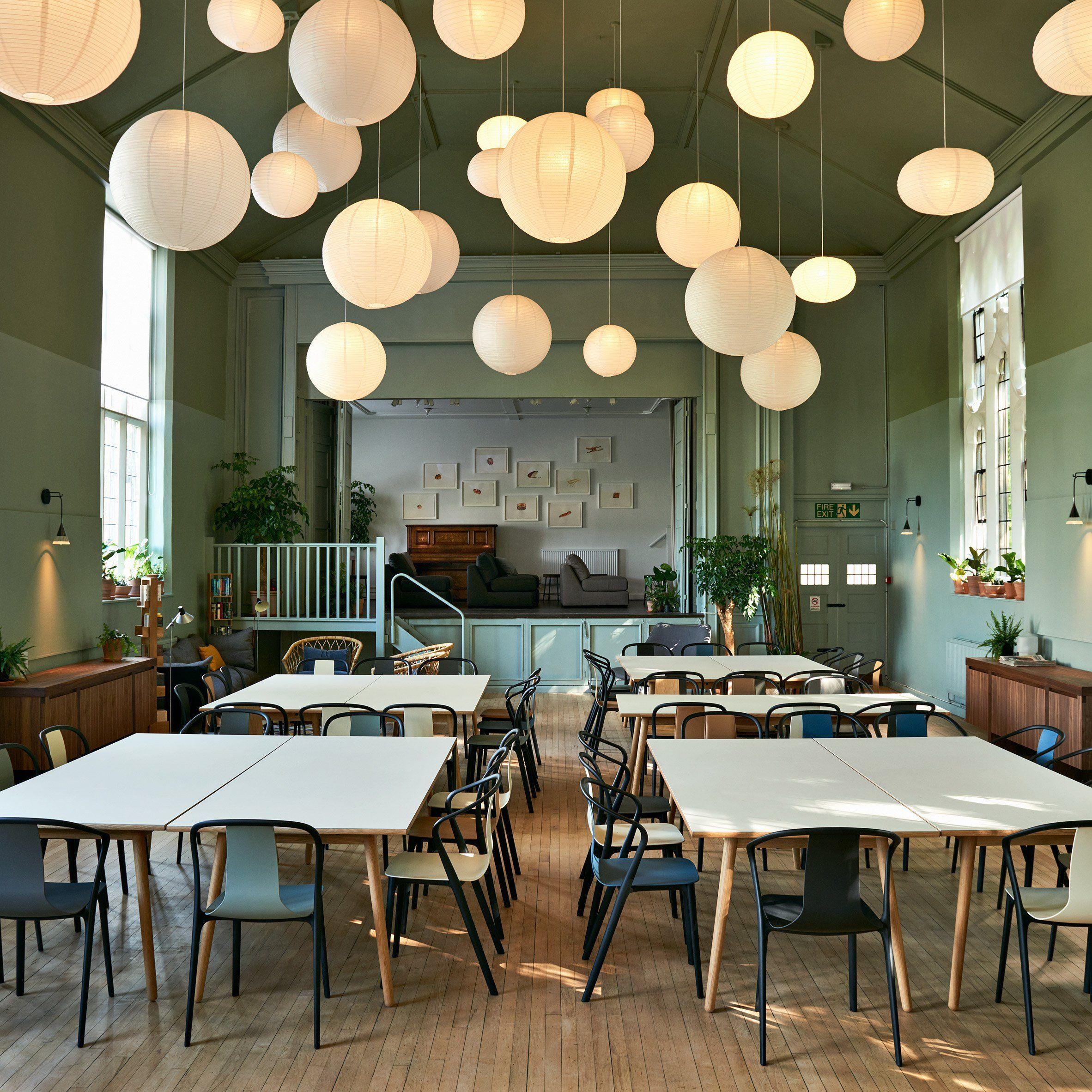renowned chef massimo bottura has opened an ilse crawford-designed ... - Designer Chefmobel Moderne Buro