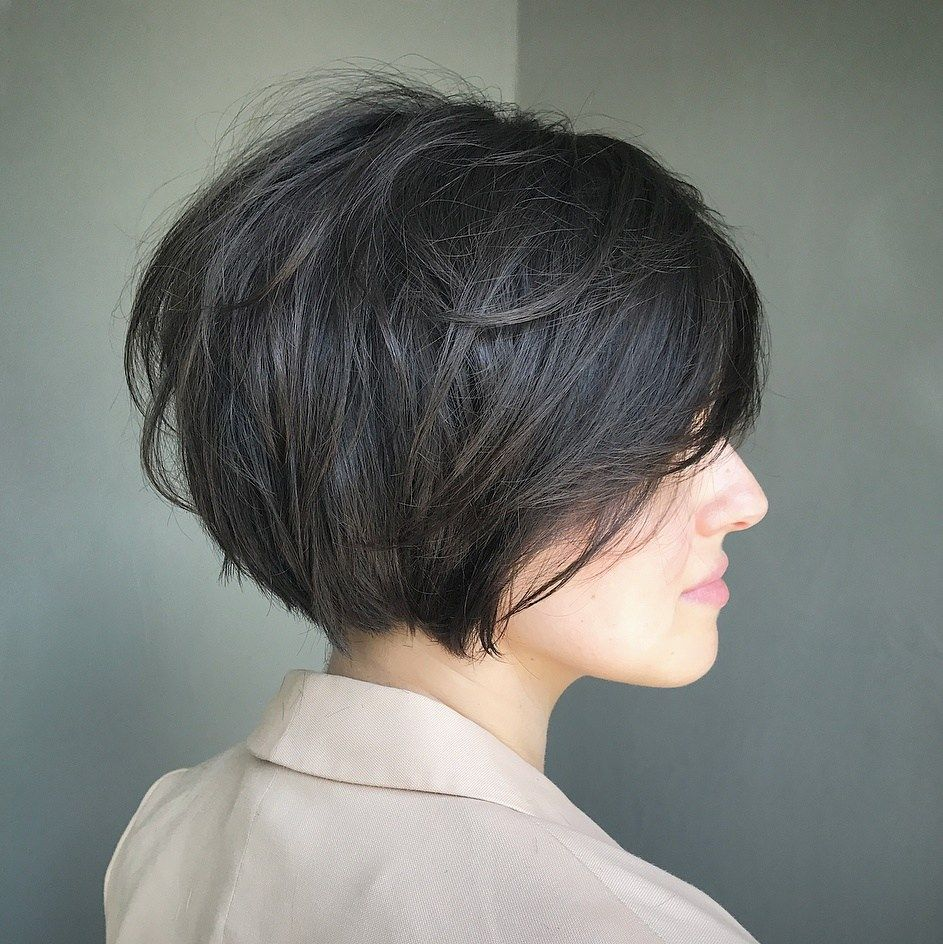 60 Trendy Layered Bob Hairstyles You Can't Miss 60