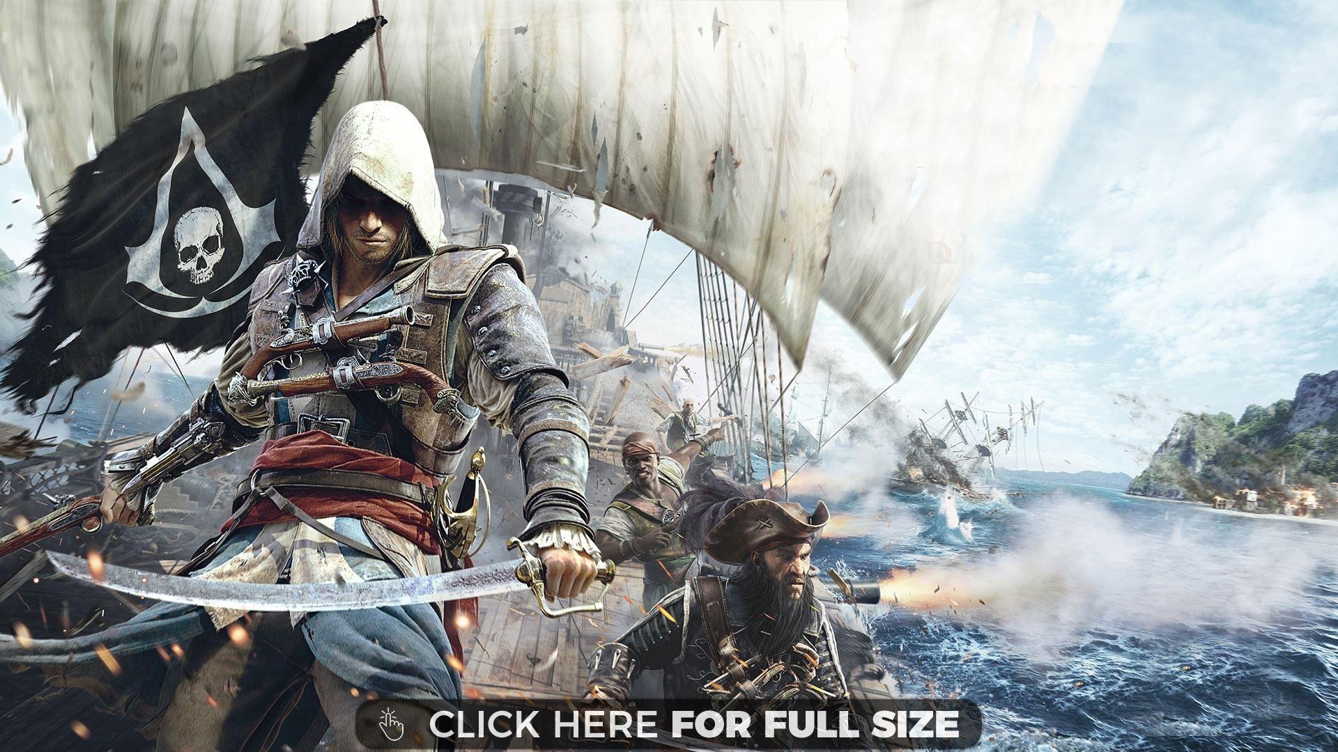 Assassin S Creed 4k Wallpaper Pack - Wallpaper