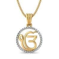 The ek onkar pendant hindi and punjabi thoughts pinterest the ek onkar pendant aloadofball Images