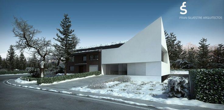 Fran silvestre house brussels architecture - Fran silvestre arquitectos ...