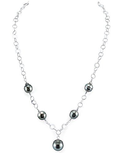 8mm Baroque Shaped Tahitian South Sea Cultured Pearl Necklace *** Be sure to check out this awesome product.