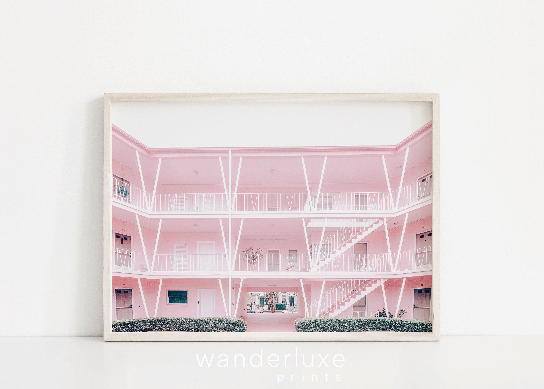 Scandi print set Scandinavian poster Abstract art Pastel prints chic decor