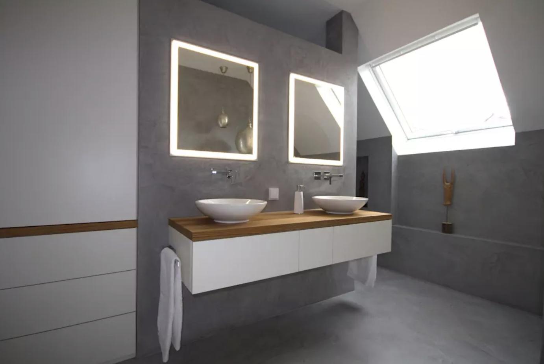 inspiration  badmöbel weiß badezimmer badezimmer holz