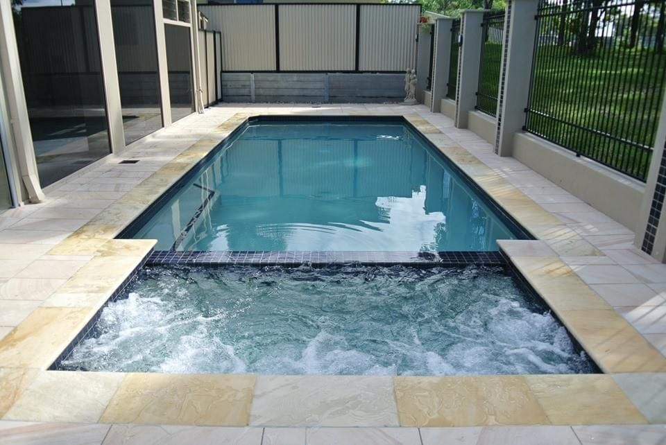 Why Should You Choose Burleigh Pools For Getting Your Personalized Pool Made Geometric Pool Pool Personalized Pool