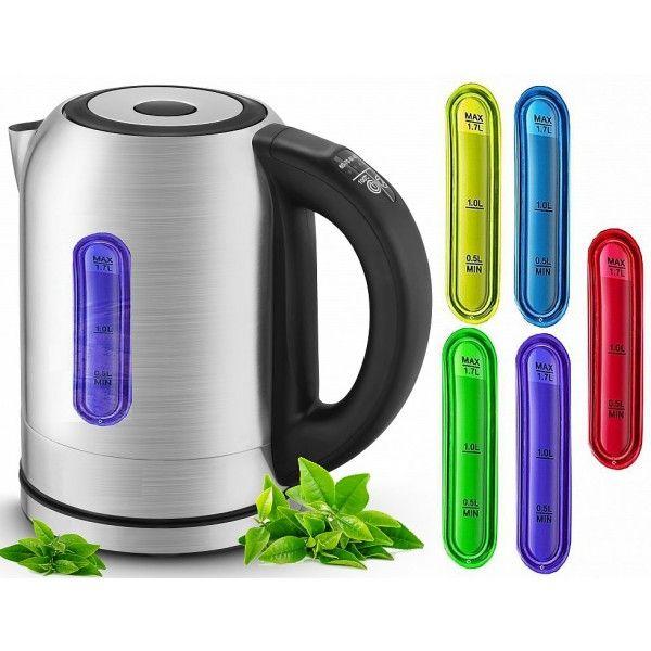 Led Wasserkocher Farbwechsel