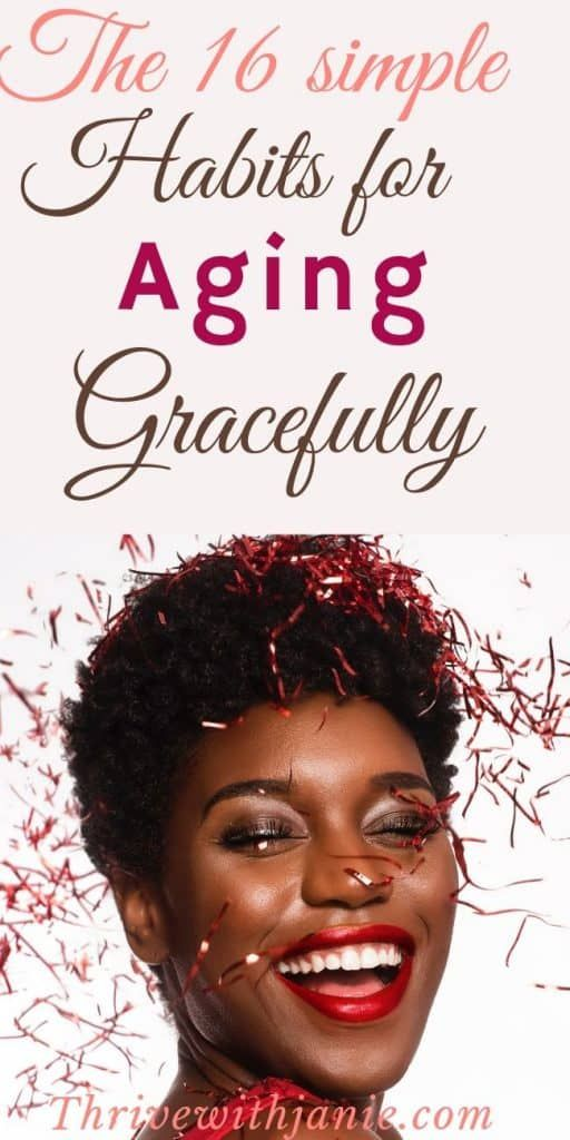 16 Habits That Accelerate the Aging Process #aginggracefully