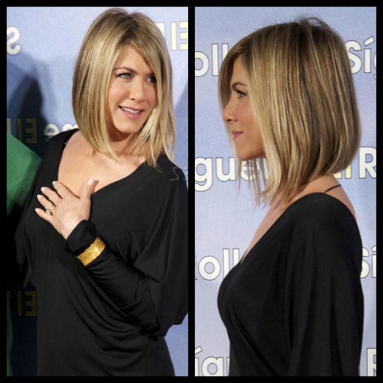 Novo chanel longo de Jennifer Aniston, por Chris M