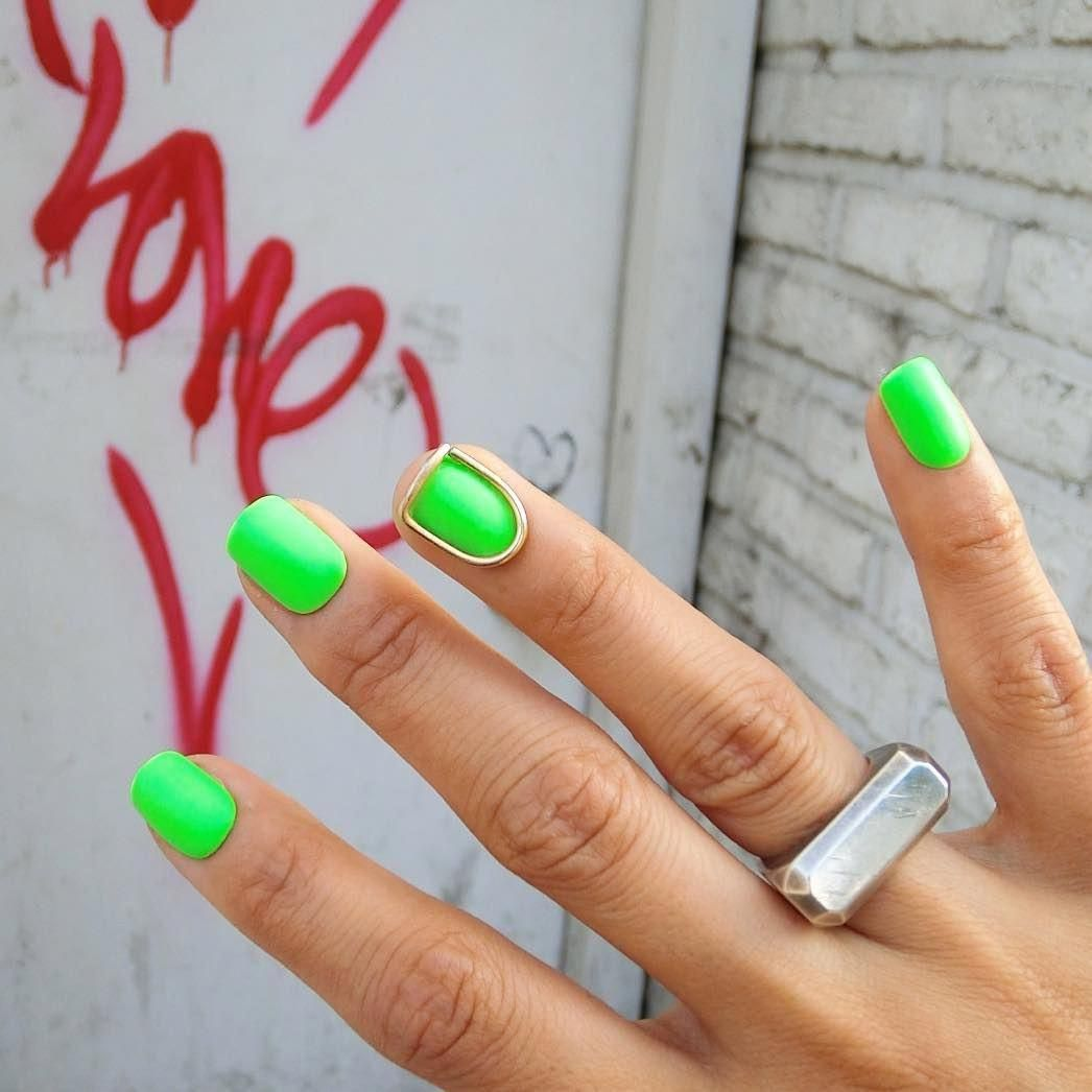 These Are The 6 Nail Color Trends Taking Over 2019 Nail Color