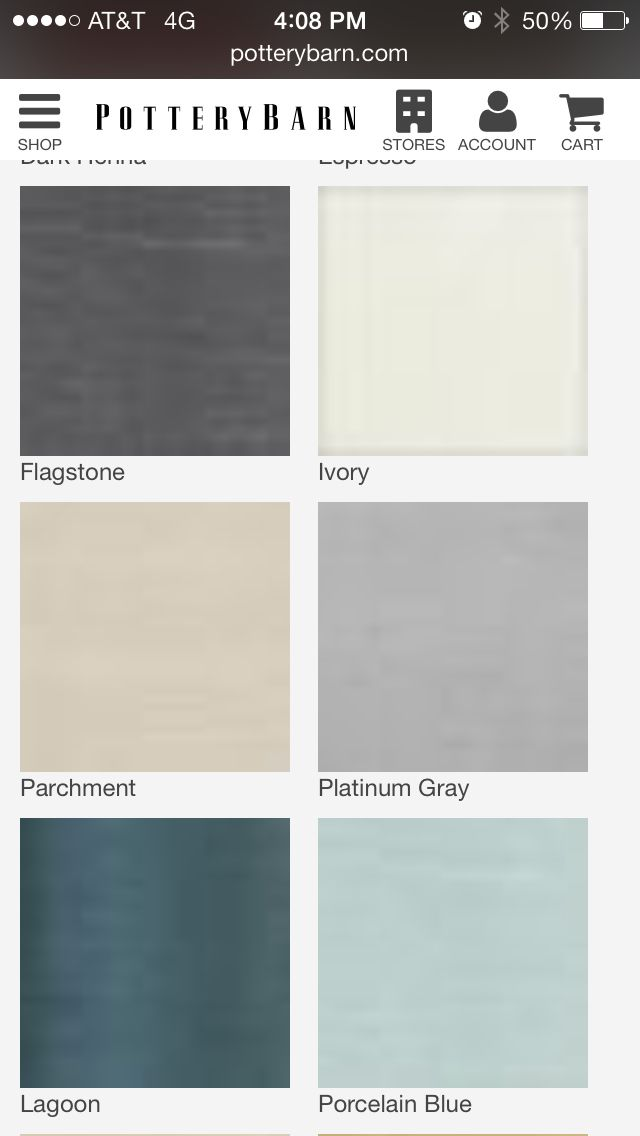 Explore Silk Drapes Flagstone And More Pottery Barn