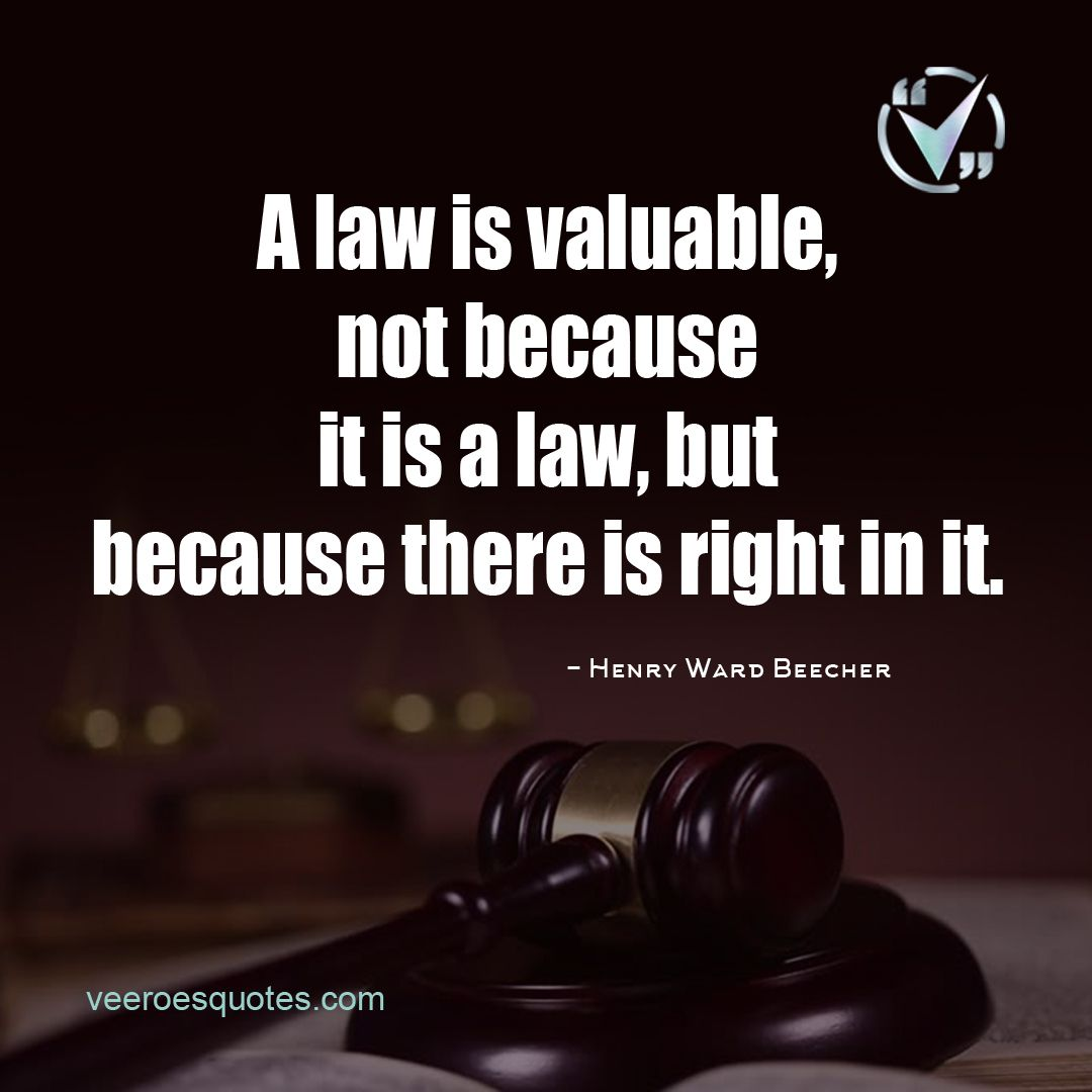 Lawyers Quotes, Legal & Law Quote | Law quotes, Lawyer