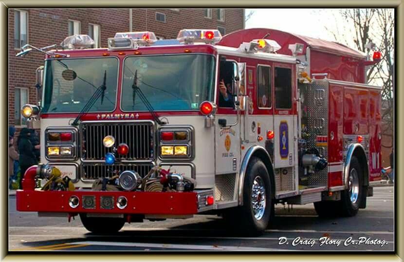 Pin by Bob on Fire Trucks (Pumpers/Engines) Fire trucks