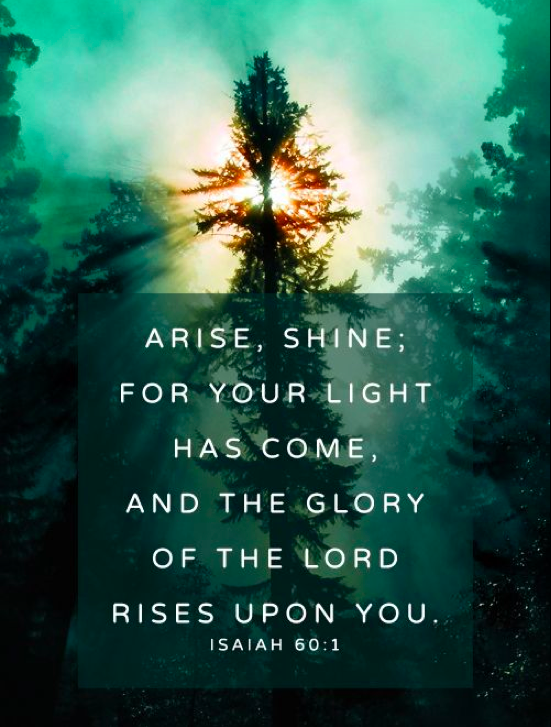 Arise, Shine Out, Your Light Has Come | Hymnary.org