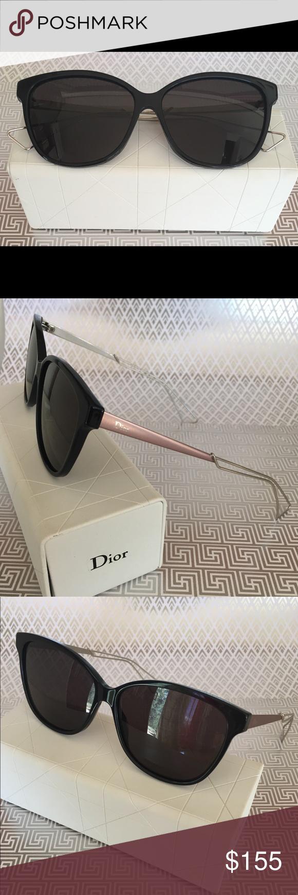 5e41189822435 Dior Confident 2 Sunglasses Simple
