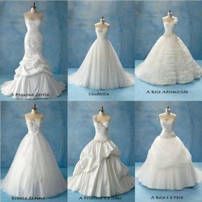 Best Bridesmaid Dresses | Disney princess weddings, Princess wedding ...