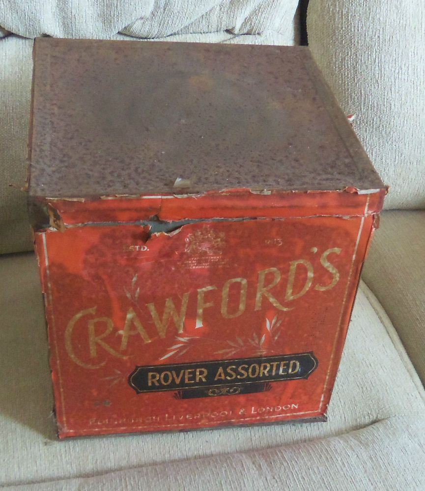 Image result for crawfords biscuits 1950""