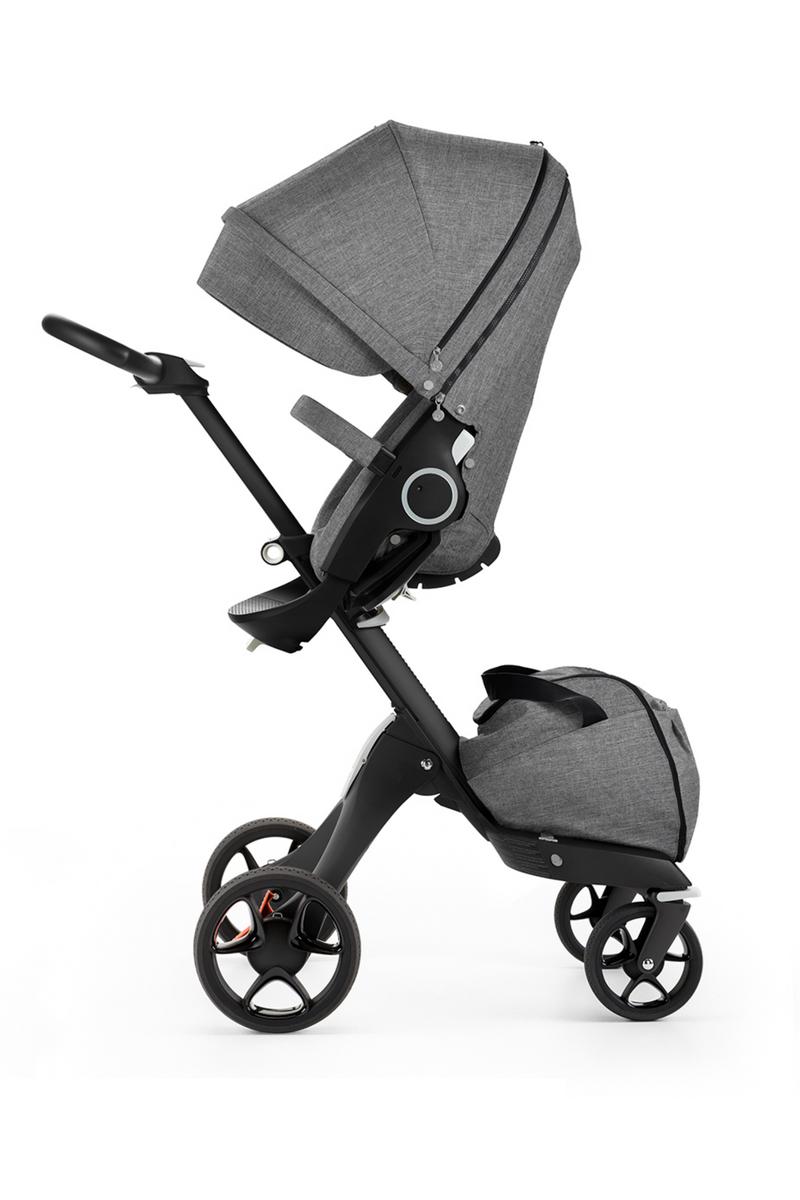 Stokke Xplory True Black Stroller Stokke stroller