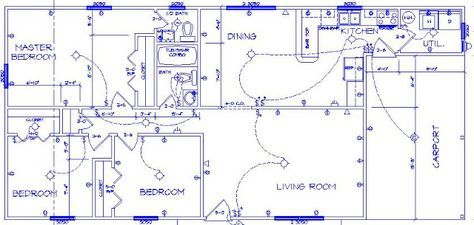 house electrical plan design electrical engineering world ee in Electrical Control Design