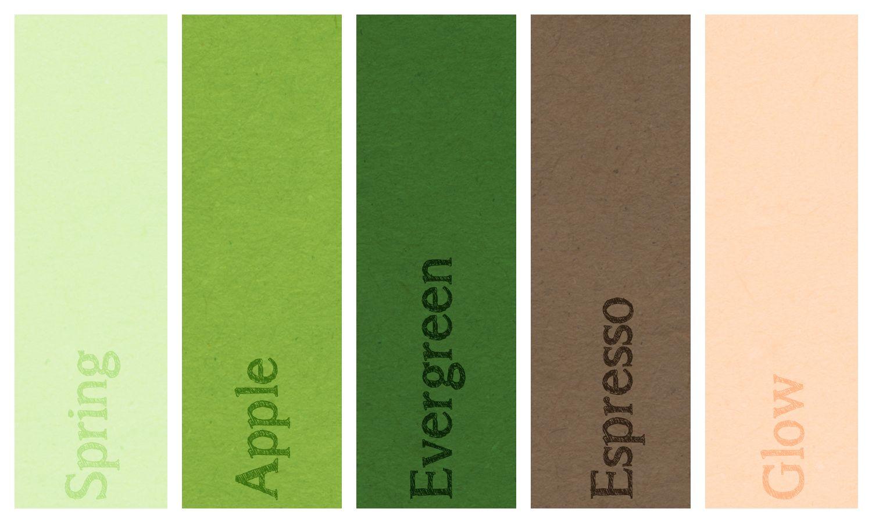 The Budding Apple #colour #combination #color #palette #scrapbooking ...