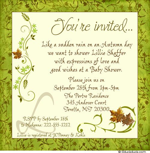 baby shower wording for invitations baby shower Pinterest - invitation wording for baby shower