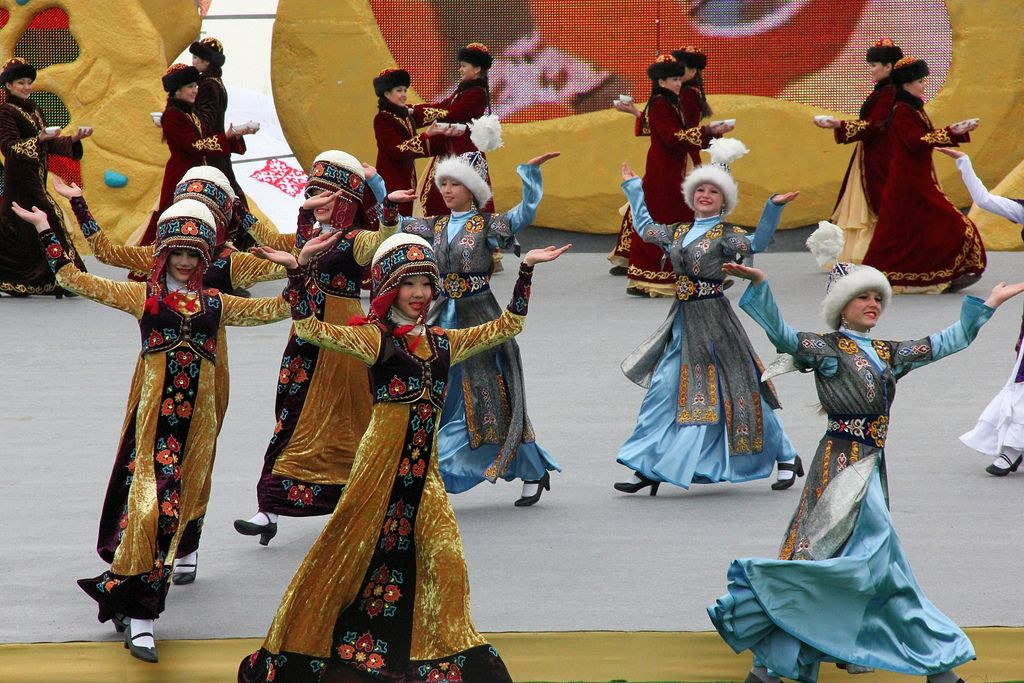 Nauryz Celebration