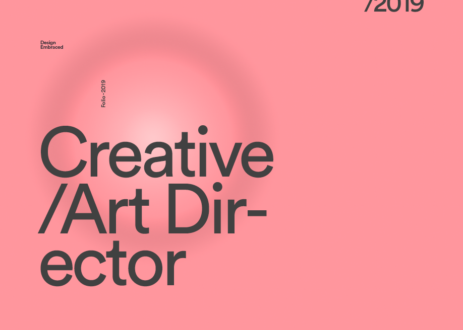 Portfolio of Anthony Goodwin, freelance Creative/Art Director and Designer. Developed by Aristide Benoist.