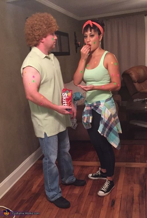 Wanneer Is T Halloween.Skittles Pox Commercial Halloween Costume Contest At