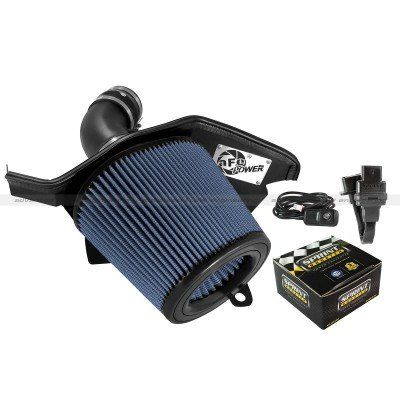 Jeep Grand Cherokee Srt 8 Magnum Force Pro 5r Stage 2 Intake With Sprint Booster Jeep Grand Cherokee Srt Magnum Force Srt