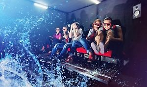 Groupon - Admission for Two or Four to 7D Turbo Ride at Palisades Center Mall (Up to 45% Off) in West Nyack. Groupon deal price: $11
