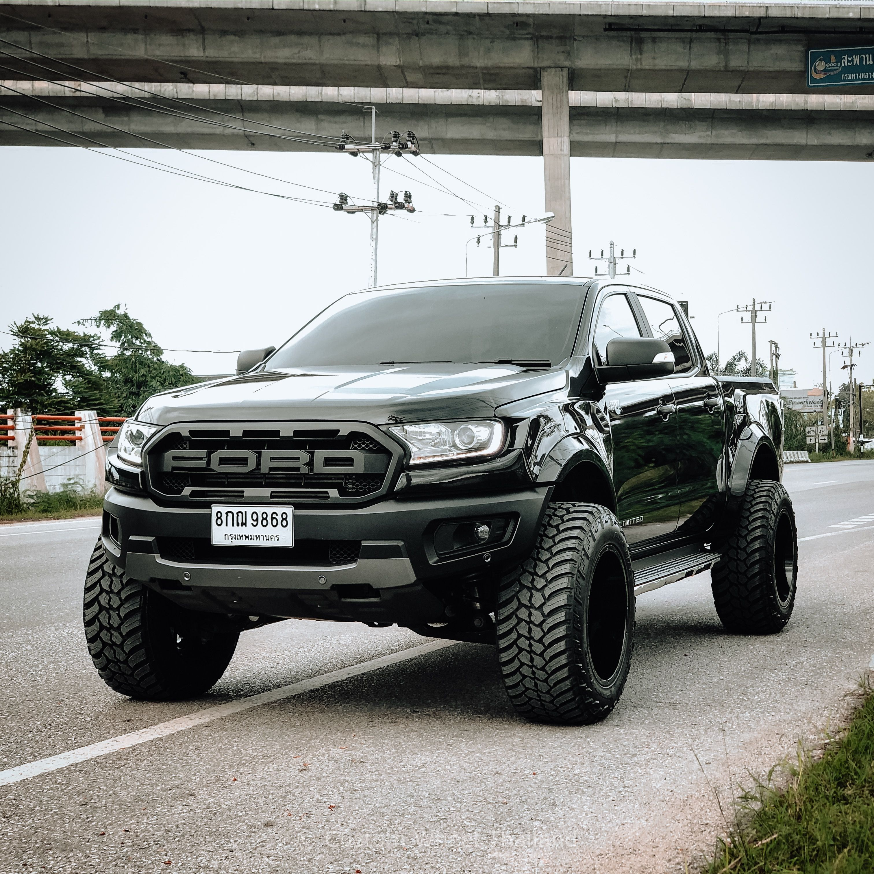 Pin By Donnie Choate On Trucks Yeah Ford Ranger Truck Mustang Truck Ford Ranger