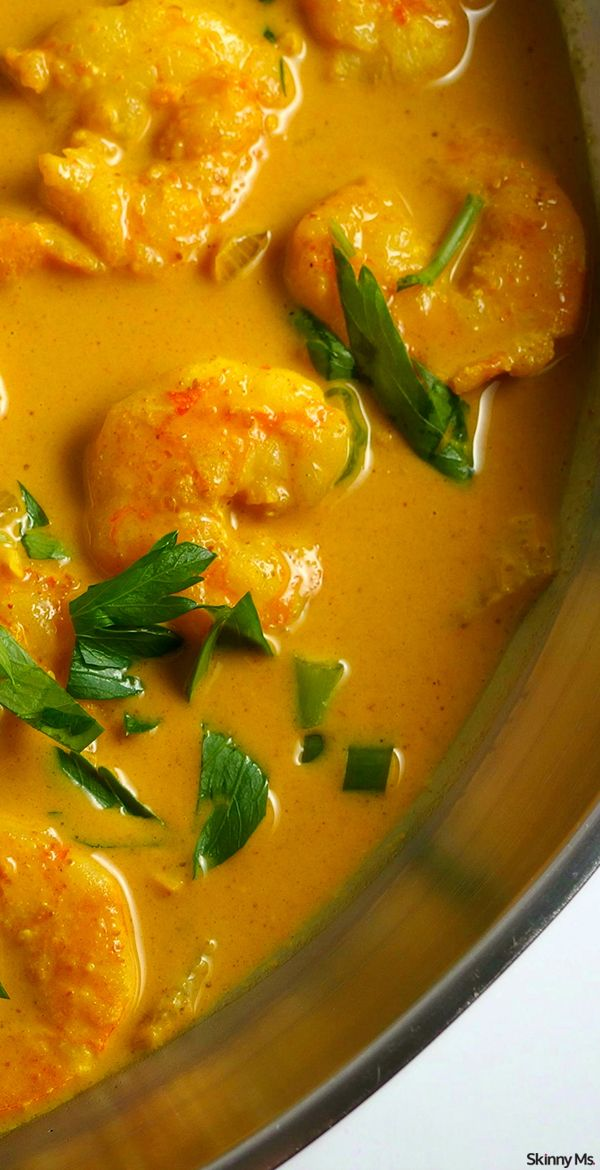 Curry has such a distinct and complex flavor! It's truly one of my favorites. I'm going to make this One-Pot Shrimp Curry this weekend!