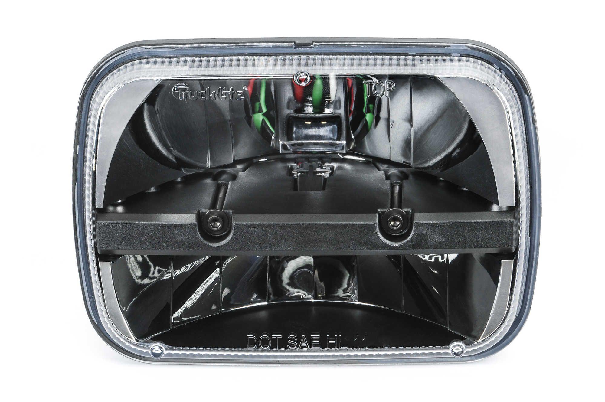 truck-lite led headlight kit for 84-01 jeep® wrangler yj, cherokee