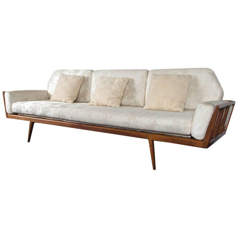 Fabulous 1950S Vintage Mel Smilow Gondola Sofa Products In 2019 Pdpeps Interior Chair Design Pdpepsorg