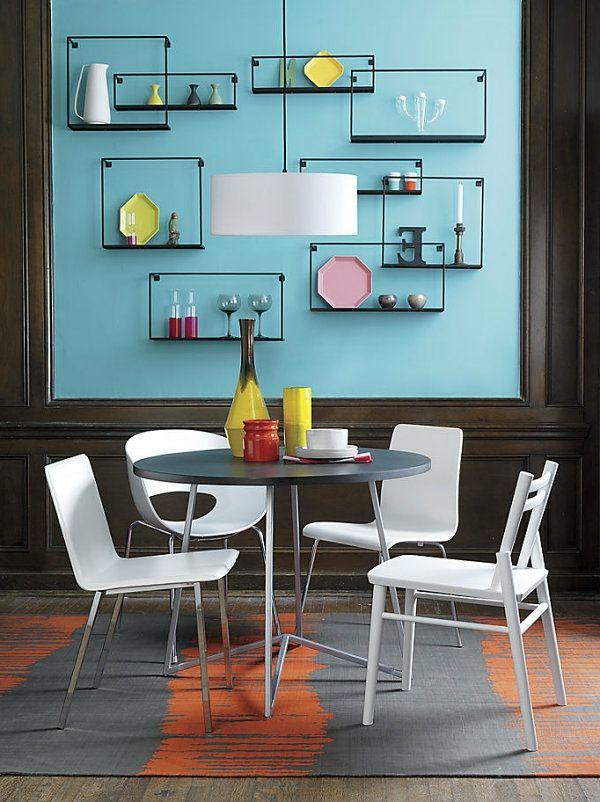 wanddeko f rs esszimmer coole wandgestaltung f r. Black Bedroom Furniture Sets. Home Design Ideas