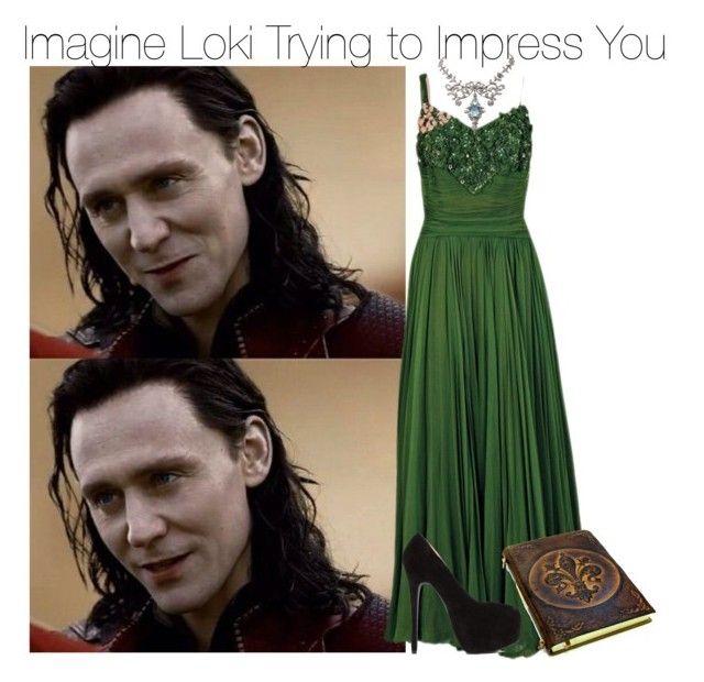 Imagine Loki Trying to Impress You | imagine | Loki, Avengers