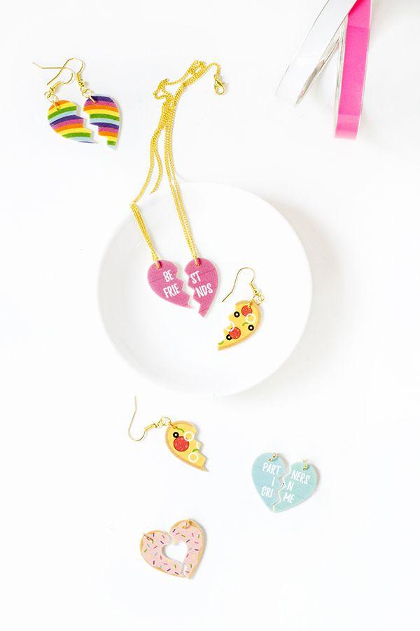 Diy best friend shrink plastic pendants for galentines day free diy best friend shrink plastic pendants for galentines day free printable friendship and pendants mozeypictures Gallery