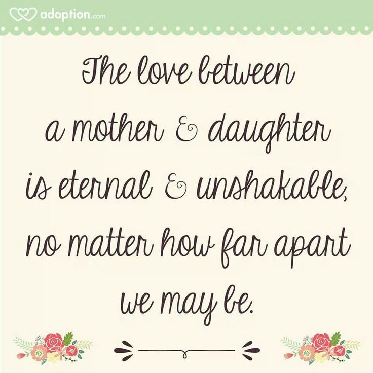 Quotes Love Between Mother Daughter - Google Search