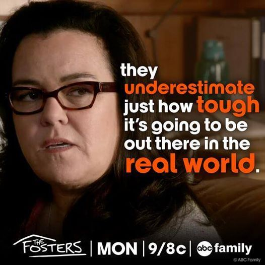 Tell it, Rosie!
