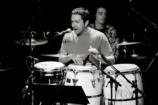 L'Ostia: Rumbatá Big Band Goes Colombia