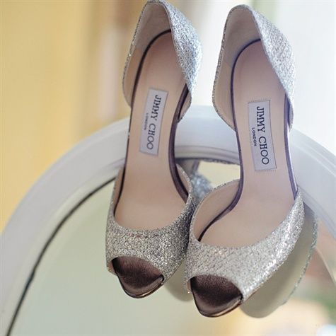 Bridal Shoes by Jimmy Choo