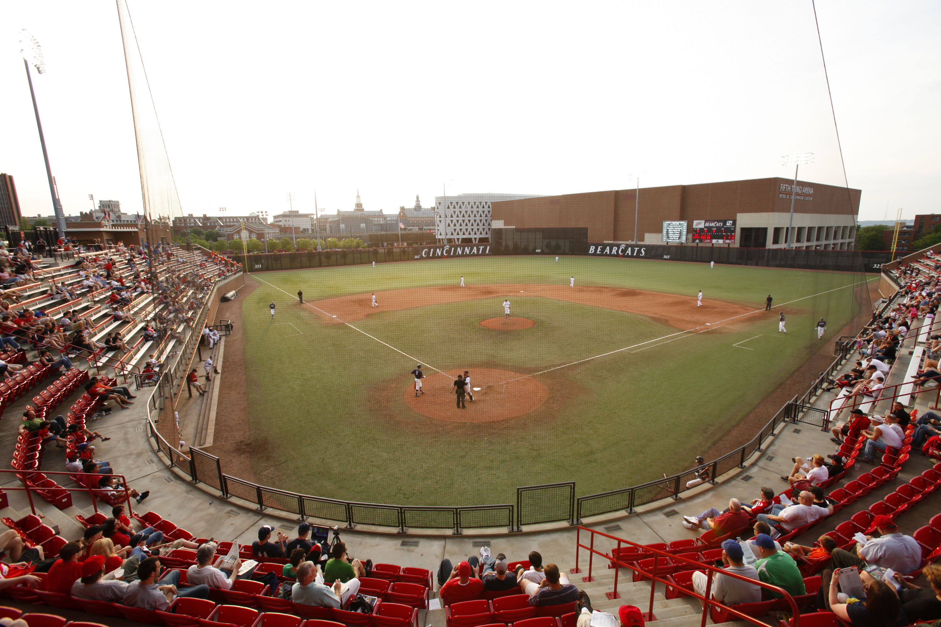 Marge Schott Stadium University Of Cincinnati University Of Cincinnati Cincinnati Cincinnati Bearcats